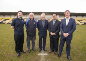 East Fife FC & PV Installation (LCEP)